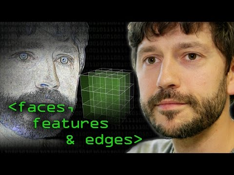 How Facial Recognition Uses Super-Simple Patterns To Understand Your Expression