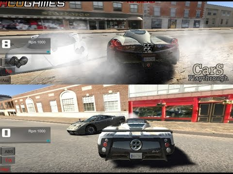 CarS - Multiplayer racing PC browser game