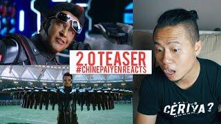 Video 2.0 - Official Teaser Reaction [Tamil] | #Chinepaiyen Reacts | Rajinikanth MP3, 3GP, MP4, WEBM, AVI, FLV September 2018