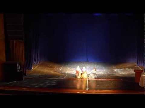 Sakhiyaan - Indian bollywood dance. Diwali mela in Moscow 2012. Индийский танец. (видео)