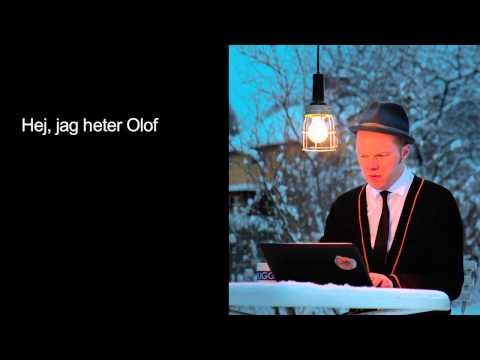 Radio pysknappen: Hej jag heter Olof