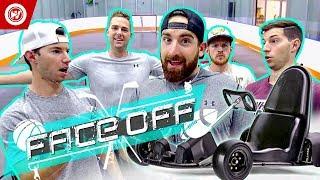Video Dude Perfect Go Kart Soccer | FACE OFF MP3, 3GP, MP4, WEBM, AVI, FLV Juni 2019