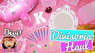 Video DIVISORIA HAUL (Makeup, Room Decor & Storage!) | DIVIHAUL by RealAsianBeauty download in MP3, 3GP, MP4, WEBM, AVI, FLV Mei 2017