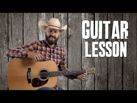 Adding Country Fills Between Your Chords with Key of D Scales – Guitar Lesson Tutorial