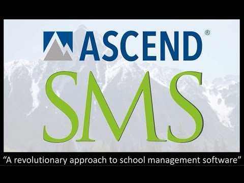 School Management Software   AscendSMS