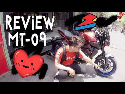 Review & Test bạo lực MT-09 #Vinh Phan 07 MotoVlog - Thời lượng: 10:36.
