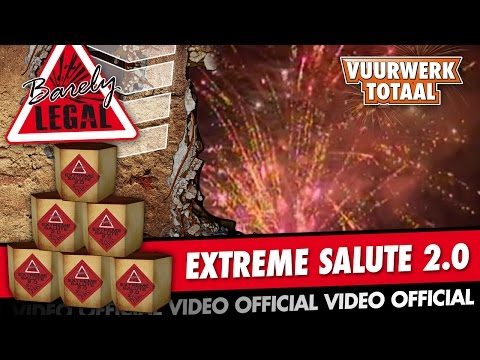 Barely Legal - 6 x Extreme Salute 2.0