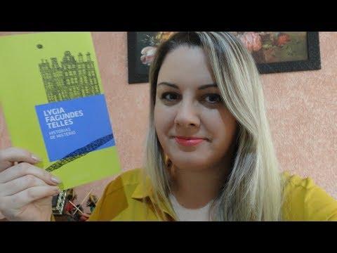 Histórias de Mistério - Lygia Fagundes Telles