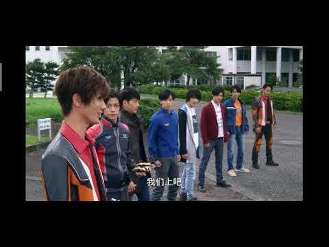 All New Generation Henshin in Ultraman Taiga The Movie