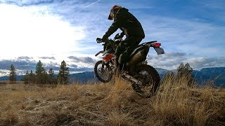 10. KTM 690 Snow Enduro Fall Vlog | My Thoughts On The KTM 690 Enduro