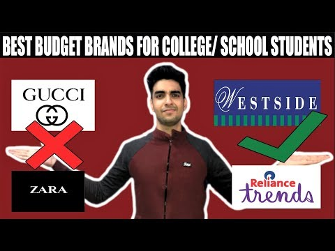 Beard oil - Best BUDGET CLOTHING brands for COLLEGE/SCHOOL students! College boys clothing