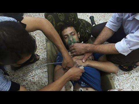 Τα χημικά όπλα της Συρίας