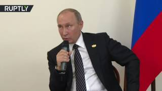 Путин: Россия до теракта в Бостоне трижды информировала США о деятельности Царнаевых
