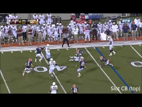 Tavon Wilson vs Arizona St. 2011 video.