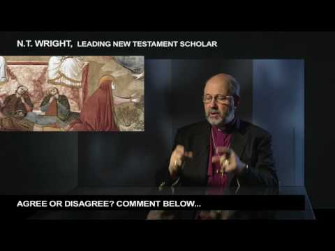 What Is The 'Paradise' Jesus Speaks Of On The Cross? NT Wright on 100 Huntley Street (HD)