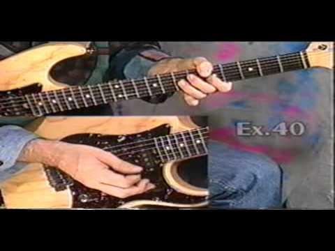 [Guitar Lesson] Ross Bolton – Funk Rythm Guitar (Part 2) – Tab N.2