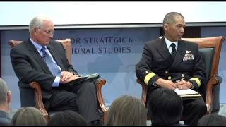 U.S. Health Partnerships in the Mekong(5): PACOM's Strategic Vision for the Mekong