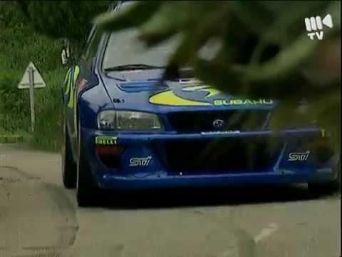 42. Tour de Corse - Rallye de France 1998