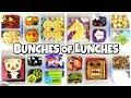 Video ALL SANDWICHES! School LUNCH IDEAS for JK, 1st Grader, 3rd Grader 🍎 Bunches of Lunches