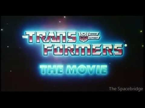 Transformers The Movie 1986 Trailer HD - Includes Deleted Scenes Alternate Test Footage