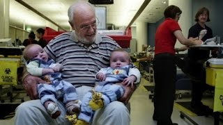 """The heroic Australian blood donor dubbed """"The Man with the Golden Arm"""" has saved lives of more than 2 million babies. Fact Frames takes a look at the unusual contribution of an ordinary man in saving so many lives. Please share, like, comment, suggest and subscribe to our YouTube Channel Fact Frames, by clicking on below link and then click again on subscribe:http://www.youtube.com/c/FactframeschannelPlease visit us onWebsite: http://factframes.com/Facebook : www.facebook.com/FactFramesBlog : factframes.blogspot.comTwitter : https://twitter.com/factframesGoogle Plus: google.com/+FactframeschannelNote: Fact frames is only about Facts, please suggest a topic if you think that we should explore, cover, analyse, feature or make a video on that."""