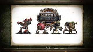 Mechs vs Minions: Tutorial | Riot Games Tabletop Experience