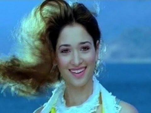 racha songs - oka padam song - ram chara thamanna