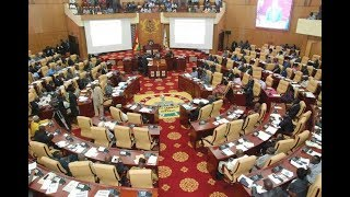 The Member of Parliament for Pru East, Dr. Kwabena Donkor is advocating that government takes over management of the Volta Lake Transport Company. He said the Volta Lake Company is economically viable and investment in the company would boost the economy. Dr. Kwabena Donkor made the statement during a debate in parliament.