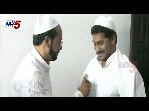 Minority leaders Met Jagan | Clebrates Ramadan : TV5 News