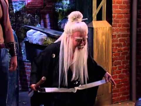 MADtv   Blind Kung Fu Master Alleyway