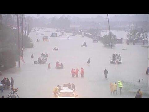 Τέξας: Συναγερμός για διαρροή χημικών μετά τον Χάρβεϊ