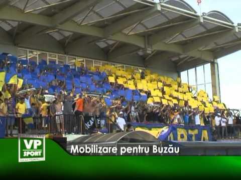 Mobilizare pentru Buzău