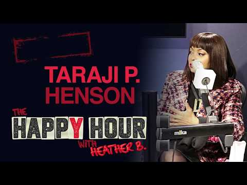 Taraji P. Henson talks 'Proud Mary'& Female challenges in Hollywood || The Happy Hour with Heather B