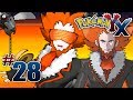 Let's Play Pokemon: X - Part 28 - Team Flare Boss Lysandre