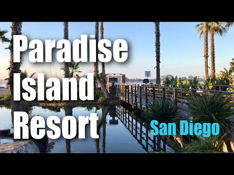 Paradise Point - San Diego's Island Resort Review