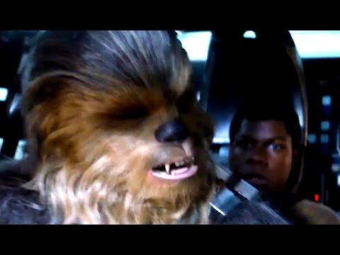 The Force Awakens Trailer International Trailer