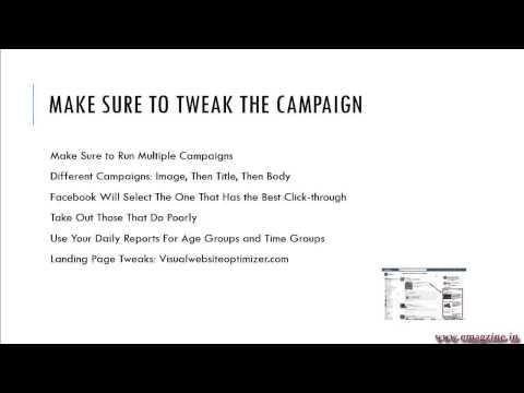 How to Tweak Your Facebook Ads campaign For maximum Value per visitor