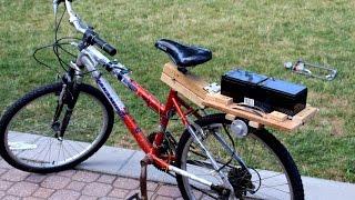 Video How to Make an Electric Bike - Simple and Cheap MP3, 3GP, MP4, WEBM, AVI, FLV November 2017