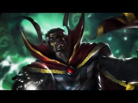 Doctor Strange (Featurette 'From Here to Infinity')