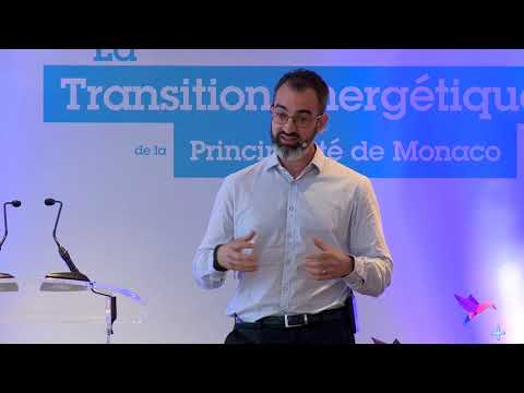 """At the Heart of Energy Transition"": Speech by Arnaud Blandin"