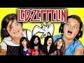 Download Video KIDS REACT TO LED ZEPPELIN