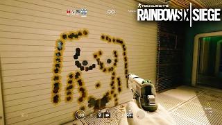 Rainbow Six Siege - Random Moments #22 (Playing Pool, Funny Gu...