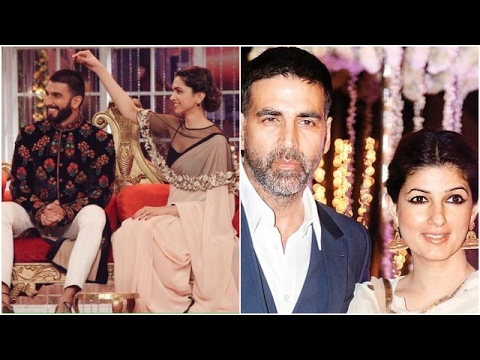 Everything Over Between Ranveer-Deepika? | Akshay-
