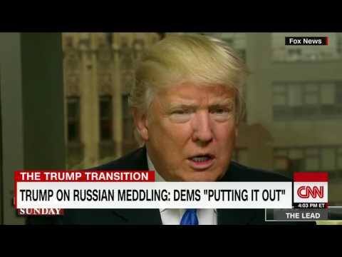 Donald Trump shuts down CNN reporter   Angry Trump blasts 'Fake news Disgrace '   YouTube