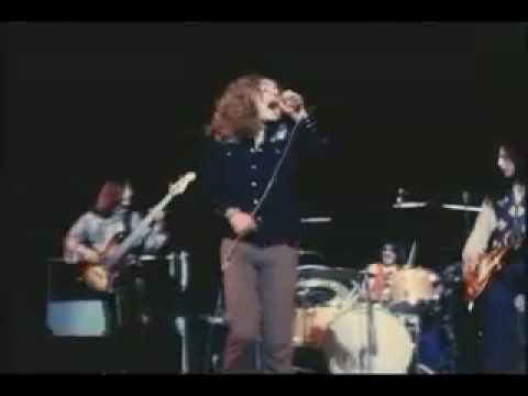 Tekst piosenki Led Zeppelin - We're Gonna Groove po polsku