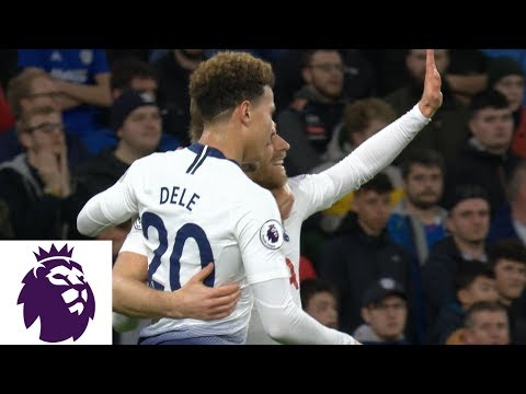 Video: Christian Eriksen's excellent finish doubles Tottenham's lead | Premier League | NBC Sports