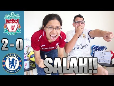Reacción Liverpool Vs Chelsea 2-0 (14/04/19) Premier League 2019