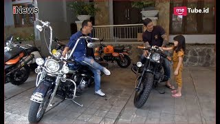 Video 'Ngobrol' Bareng Tora Sudiro, Jenaka Asyik Gosok Motor Sang Ayah Part 01 - Alvin & Friends 20/08 MP3, 3GP, MP4, WEBM, AVI, FLV Desember 2018