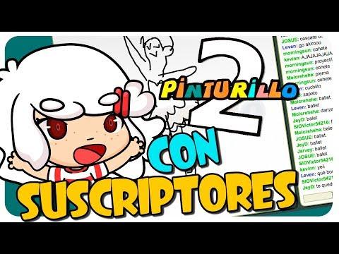 Videos de uñas - PINTURILLO CON SUSCRIPTORES POR SORPRESA xD