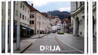 Idrija Slovenia  city images : Short Trip to Idrija, Slovenia